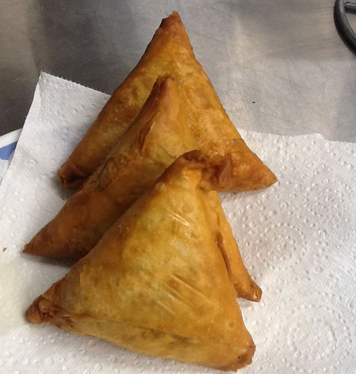 what is samosa